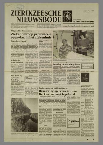 Zierikzeesche Nieuwsbode 1982-04-16