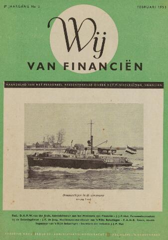 Watersnood documentatie 1953 - tijdschriften 1953-02-01