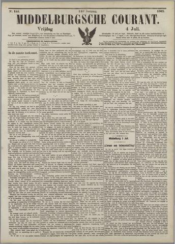 Middelburgsche Courant 1902-07-04