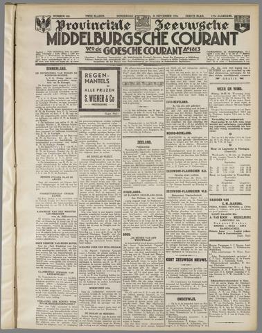 Middelburgsche Courant 1934-09-20