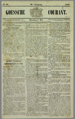 Goessche Courant 1862-05-05