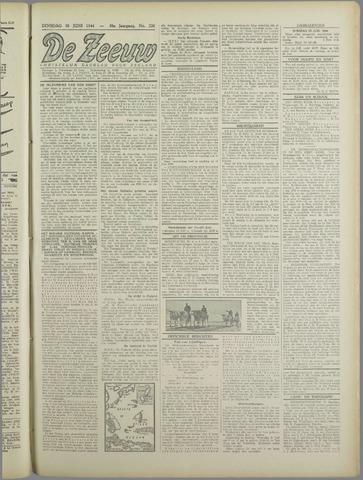 De Zeeuw. Christelijk-historisch nieuwsblad voor Zeeland 1944-06-20