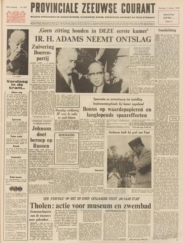 Provinciale Zeeuwse Courant 1966-10-08