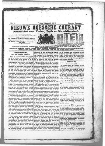 Nieuwe Goessche Courant 1872-01-05
