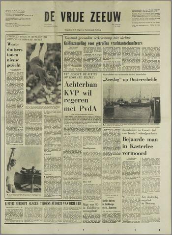 de Vrije Zeeuw 1972-08-28