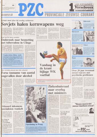 Provinciale Zeeuwse Courant 1990-06-06