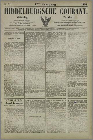 Middelburgsche Courant 1884-03-22