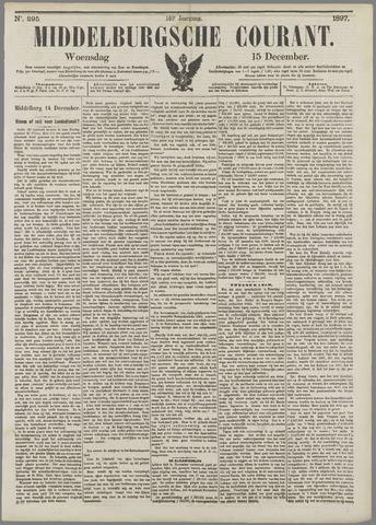 Middelburgsche Courant 1897-12-15