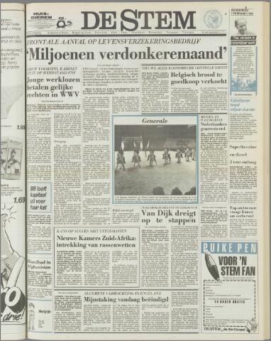 de Stem 1985-02-07