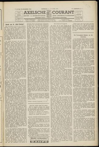 Axelsche Courant 1949-10-08
