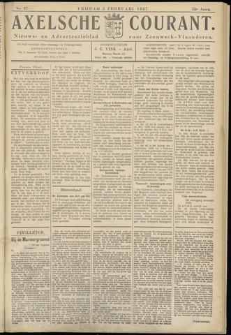 Axelsche Courant 1937-02-05
