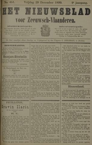 Nieuwsblad voor Zeeuwsch-Vlaanderen 1899-12-29