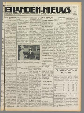 Eilanden-nieuws. Christelijk streekblad op gereformeerde grondslag 1949-12-10
