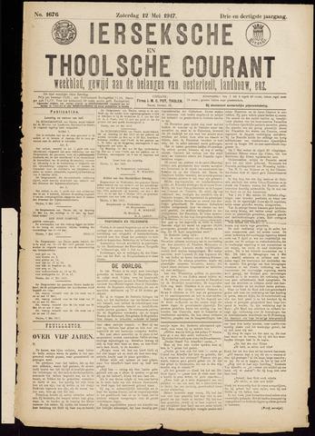Ierseksche en Thoolsche Courant 1917-05-12