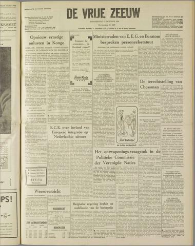 de Vrije Zeeuw 1959-10-15