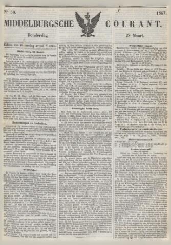 Middelburgsche Courant 1867-03-28