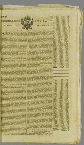 Middelburgsche Courant 1807-05-07
