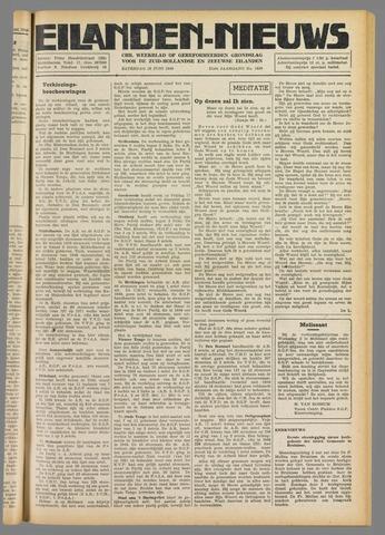 Eilanden-nieuws. Christelijk streekblad op gereformeerde grondslag 1949-06-18