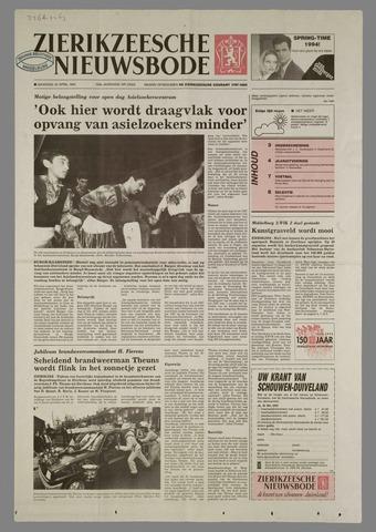 Zierikzeesche Nieuwsbode 1994-04-25