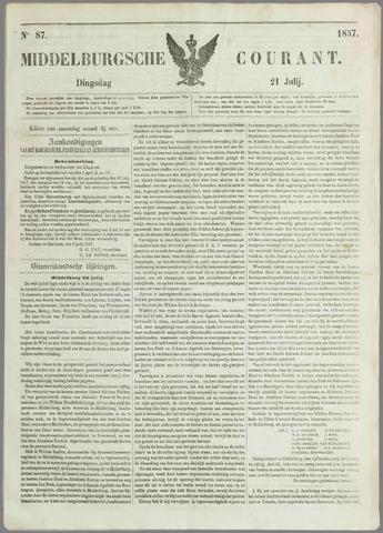 Middelburgsche Courant 1857-07-21