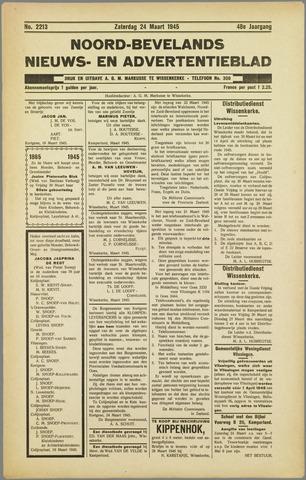 Noord-Bevelands Nieuws- en advertentieblad 1945-03-24