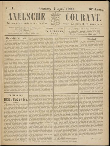 Axelsche Courant 1900-04-04