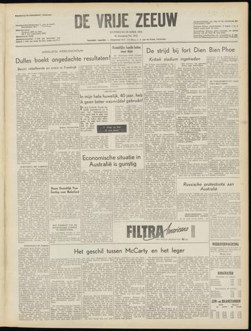 de Vrije Zeeuw 1954-04-24