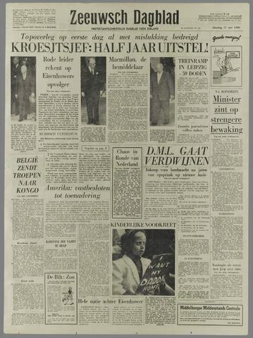 Zeeuwsch Dagblad 1960-05-17