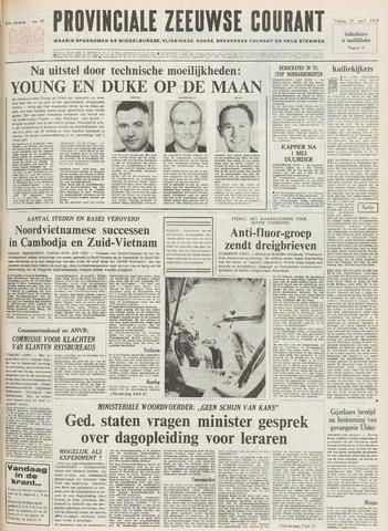 Provinciale Zeeuwse Courant 1972-04-21