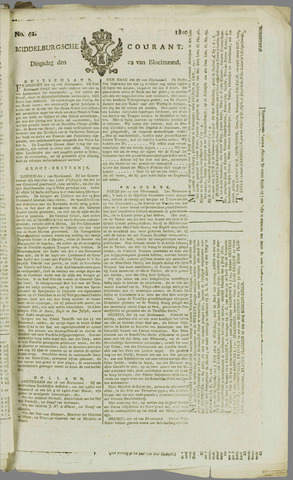 Middelburgsche Courant 1810-05-22