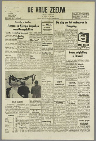 de Vrije Zeeuw 1967-06-24
