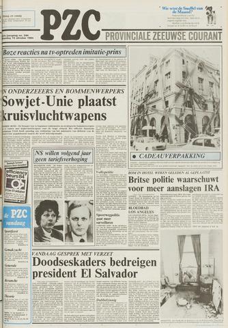 Provinciale Zeeuwse Courant 1984-10-15