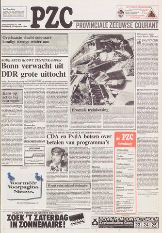 Provinciale Zeeuwse Courant 1989-08-31