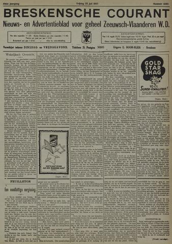 Breskensche Courant 1937-07-23