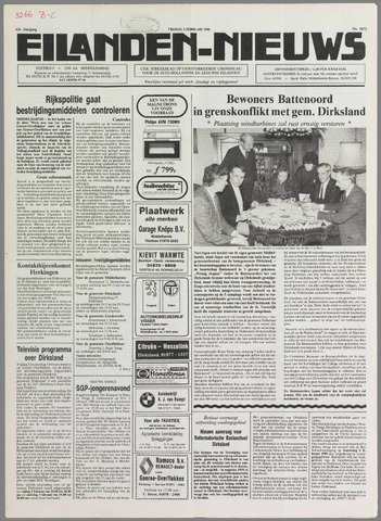 Eilanden-nieuws. Christelijk streekblad op gereformeerde grondslag 1990-02-02