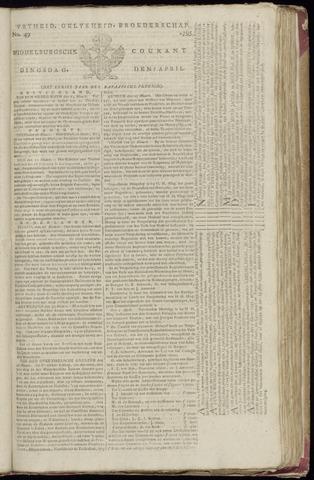 Middelburgsche Courant 1795-04-07