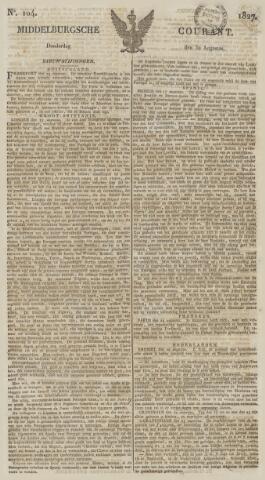 Middelburgsche Courant 1827-08-30