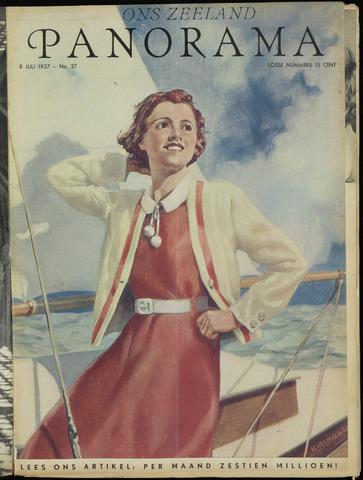 Ons Zeeland / Zeeuwsche editie 1937-07-08