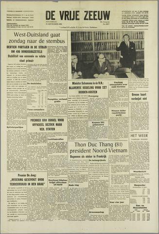 de Vrije Zeeuw 1969-09-25