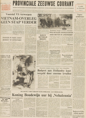 Provinciale Zeeuwse Courant 1971-07-09