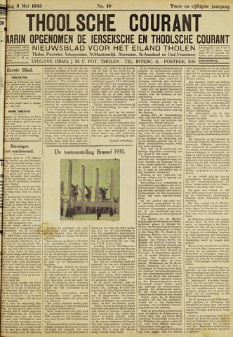 Ierseksche en Thoolsche Courant 1935-05-03