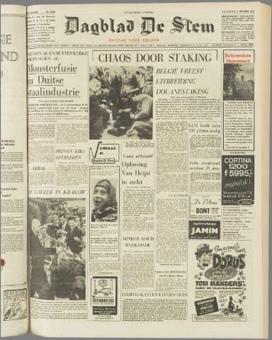 de Stem 1967-09-09