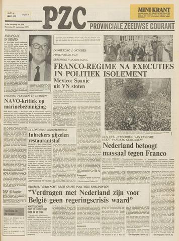 Provinciale Zeeuwse Courant 1975-09-29
