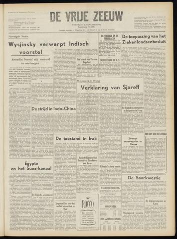 de Vrije Zeeuw 1952-11-26