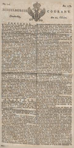 Middelburgsche Courant 1779-10-21
