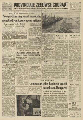 Provinciale Zeeuwse Courant 1957-05-04