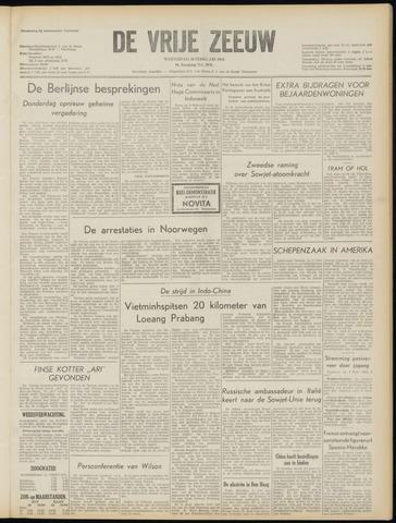 de Vrije Zeeuw 1954-02-10