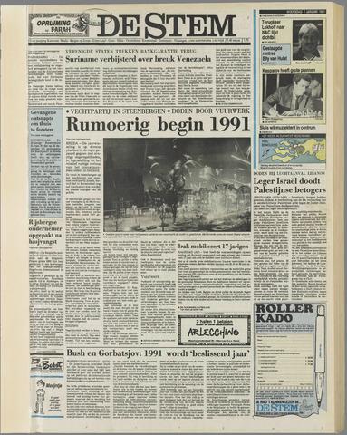 de Stem 1991