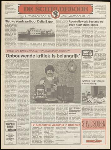 Scheldebode 1986-04-03