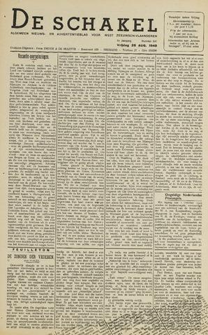 De Schakel 1949-08-26